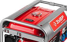 Генератор бензиновый, ЗУБР, 3/3.5 кВт, однофазный, синхронный, щеточный (ЗЭСБ-3500), фото 3