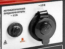 Генератор бензиновый, ЗУБР, 5/5.5 кВт, однофазный, синхронный, щеточный (ЗЭСБ-5500), фото 3