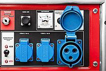 Генератор бензиновый, ЗУБР, 5/5.5 кВт, однофазный, синхронный, щеточный (ЗЭСБ-5500-ЭА), фото 2