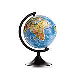 Глобус физический диаметр 25 см, фото 3