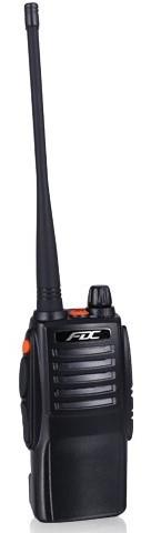 Радиостанции FDC FD-850 носимые