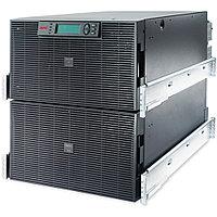 Источник бесперебойного питания APC Smart-UPS RT SURT15KRMXLI (Двойное преобразование (On-Line), C