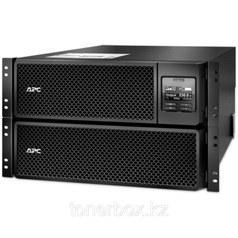 Источник бесперебойного питания APC Smart-UPS SRT SRT10KRMXLI (Двойное преобразование (On-Line), C