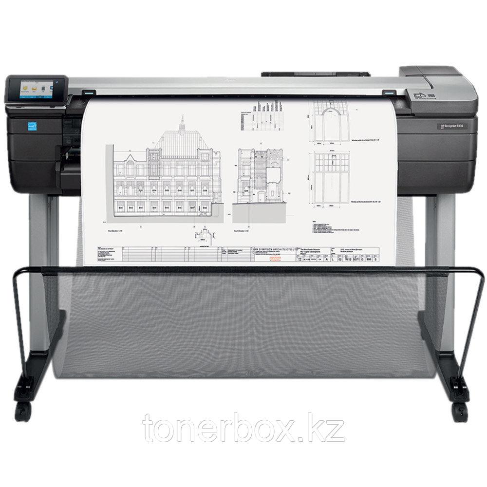 "Плоттер HP DesignJet T830 MFP F9A30A (Цветной, Струйная, A1+ (24 дюйма) (610), 36"")"