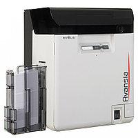 Принтер для карт Evolis Avansia Duplex Expert Smart & Contactless (AV1H0HLBBD)