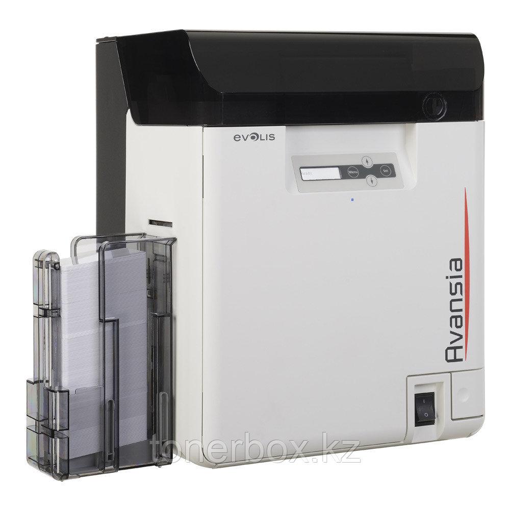 Принтер для карт Evolis Avansia Duplex Expert AV1H0000BD