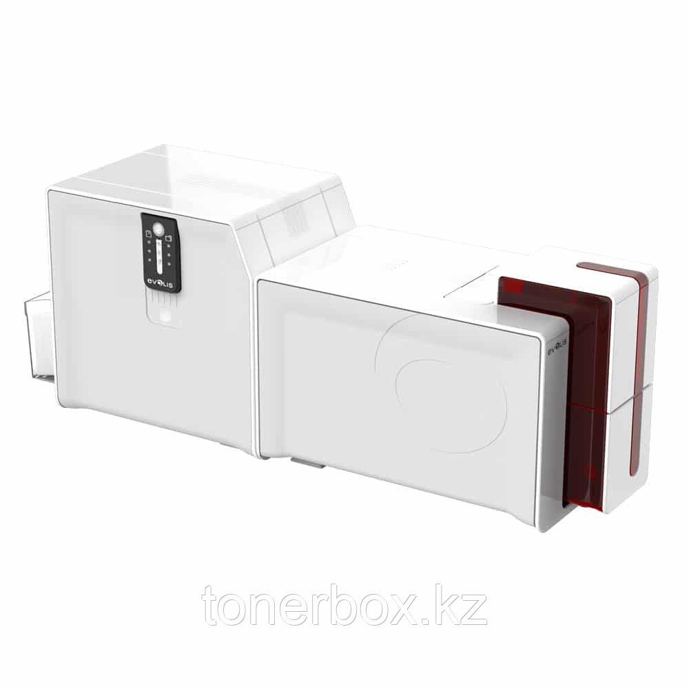 Принтер для карт Evolis Primacy Lamination Simplex Expert Smart & Contactless Fire RedPrinter with OMNIKEY