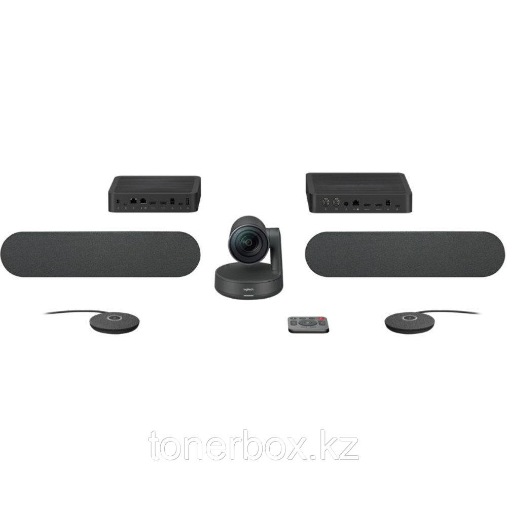 Видеоконференция Logitech Rally Plus VideoConference System 960-001224