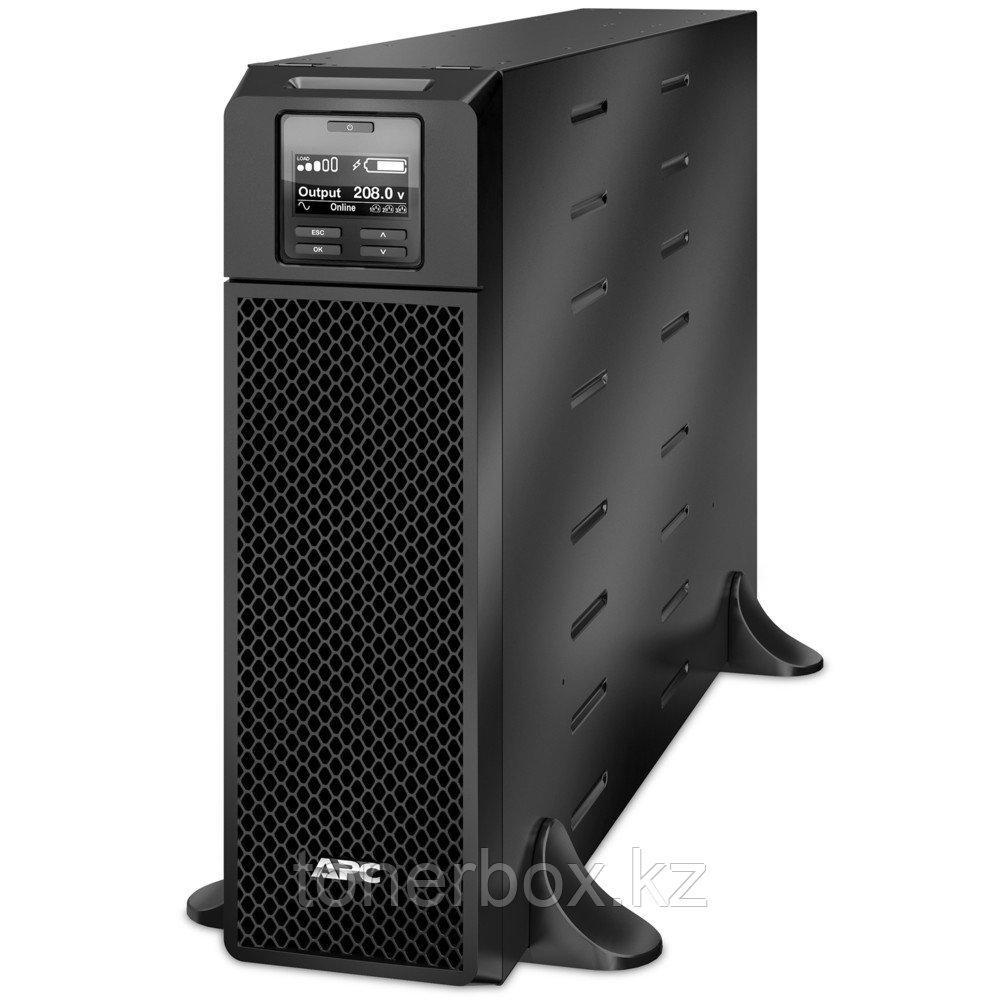 Источник бесперебойного питания APC Smart-UPS RT 5000 SRT5KXLI (Двойное преобразование (On-Line), Напольный, 5000 ВА, 4500 Вт)
