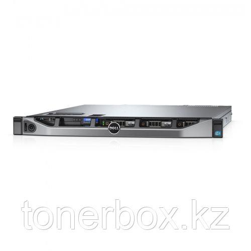 Сервер Dell PowerEdge R430 210-ADLO (1U Rack, Xeon E5-2620 v3, 2400 МГц, 6 ядер, 15 Мб)