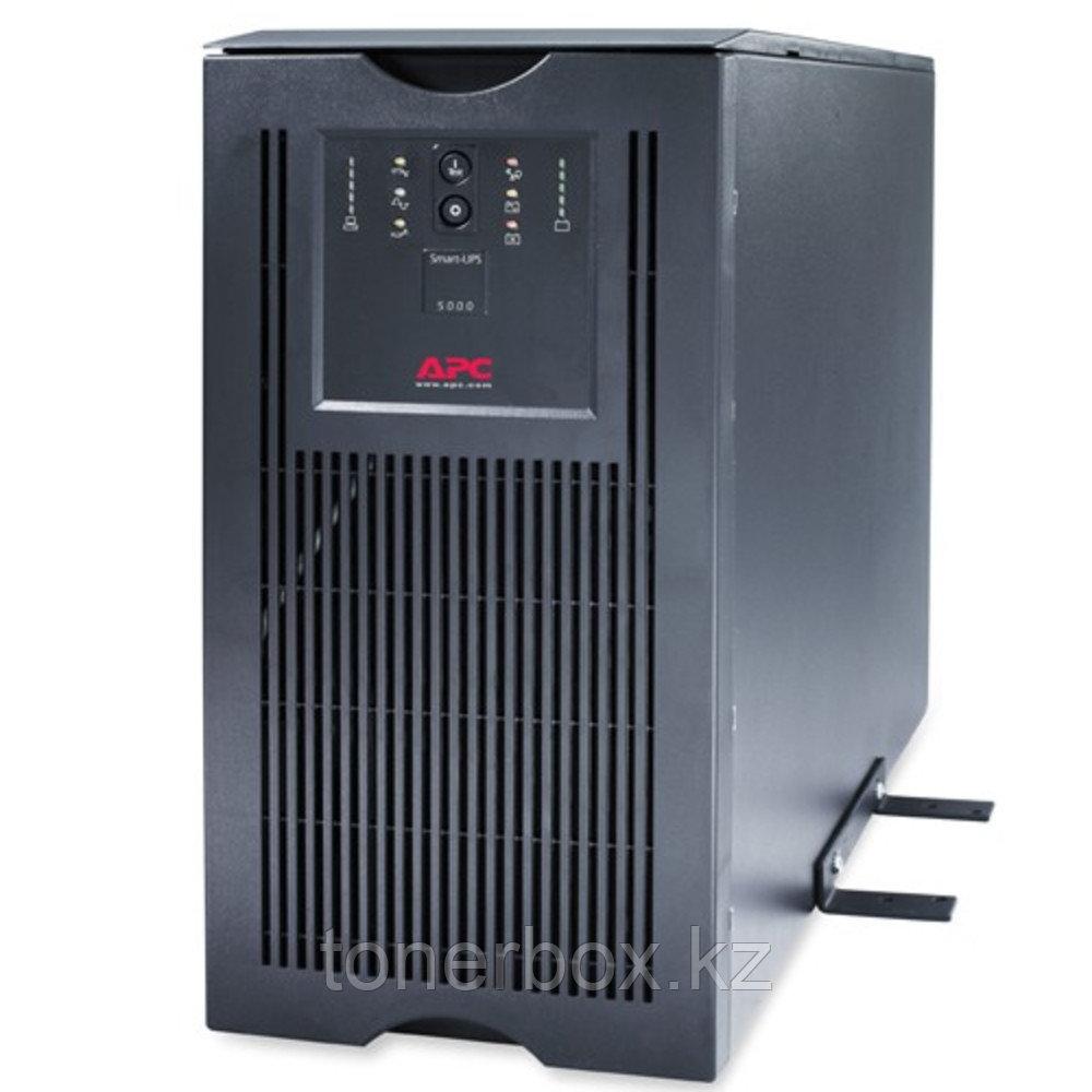 Источник бесперебойного питания APC Smart-UPS SUA5000RMI5U (Линейно-интерактивные, C возможностью установки в