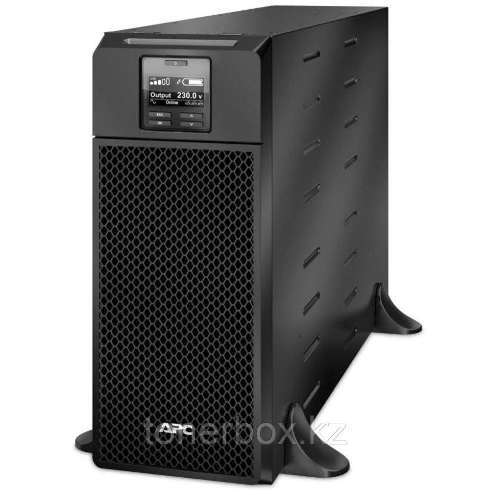 Источник бесперебойного питания APC Smart-UPS RT SRT6KXLI (Двойное преобразование (On-Line), Напольный, 6000