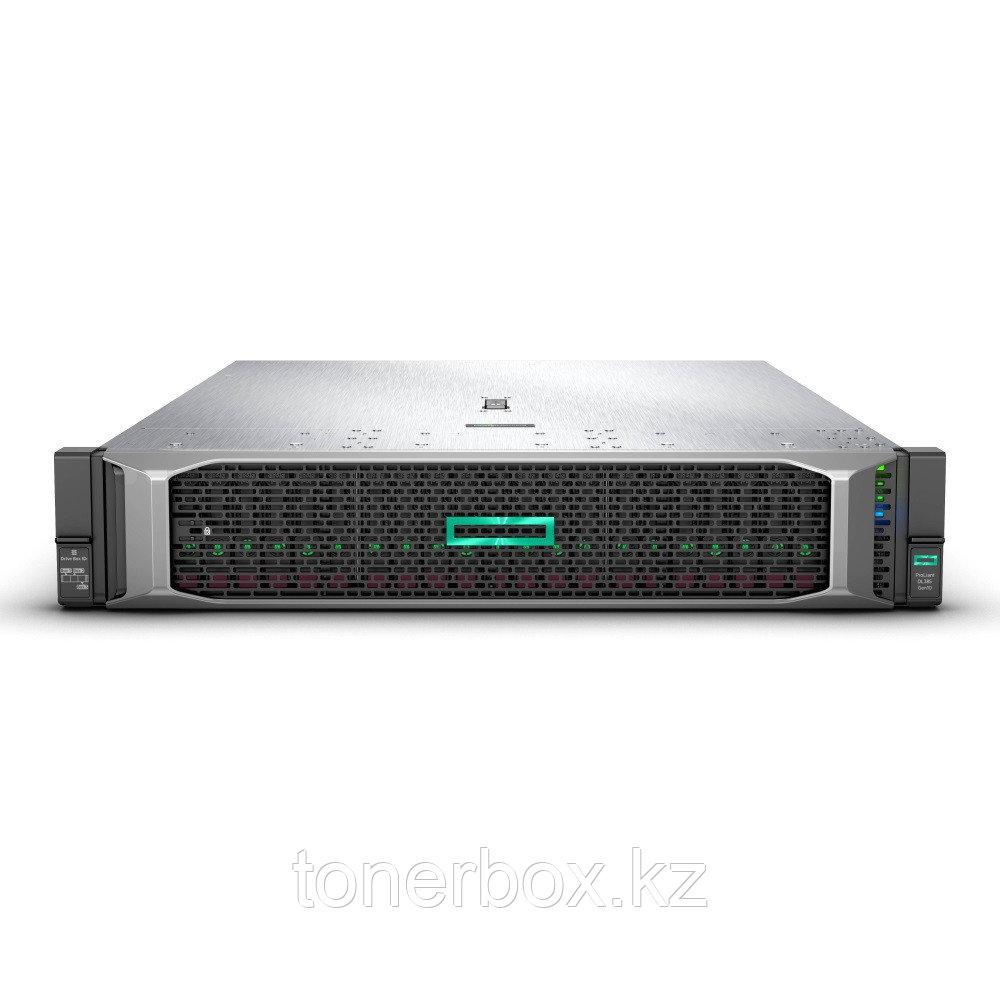"Сервер HPE ProLiant DL385 Gen10 878712-B21 (2U Rack, EPYC 7251, 2100 МГц, 8 ядер, 32 Мб, 1x 16 ГБ, 3.5"", 12 шт, Без HDD)"