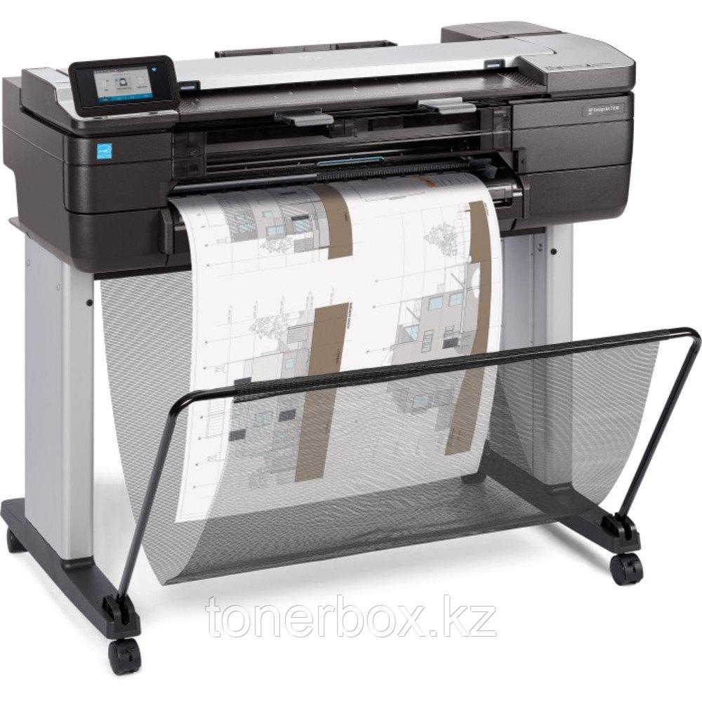 "Плоттер HP DesignJet T830 mfp 24 F9A28A (Цветной, Струйная, A1+ (24 дюйма) (610), 24"")"