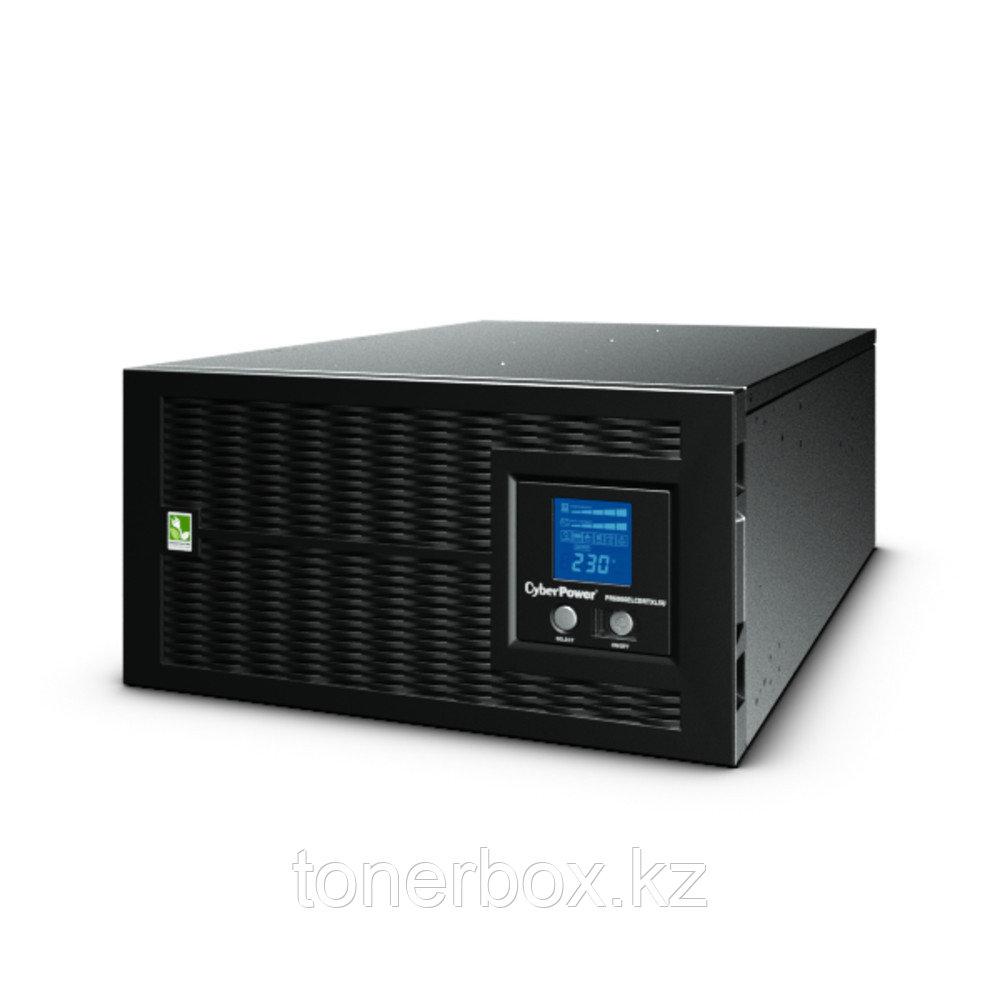 Источник бесперебойного питания CyberPower PR6000ELCDRTXL5U (Линейно-интерактивные, C возможностью установки в