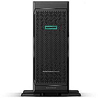 "Сервер HPE ProLiant ML350 Gen10 P11052-421 (Tower, Xeon Silver 4214, 2200 МГц, 12 ядер, 16.5 Мб, 1x 32 ГБ, 2.5"", 8 шт, Без HDD), фото 1"