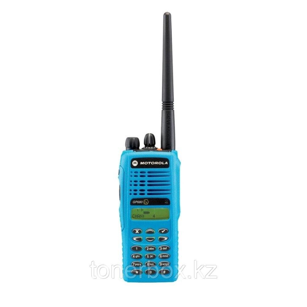 Носимая рация Motorola GP680 ATEX