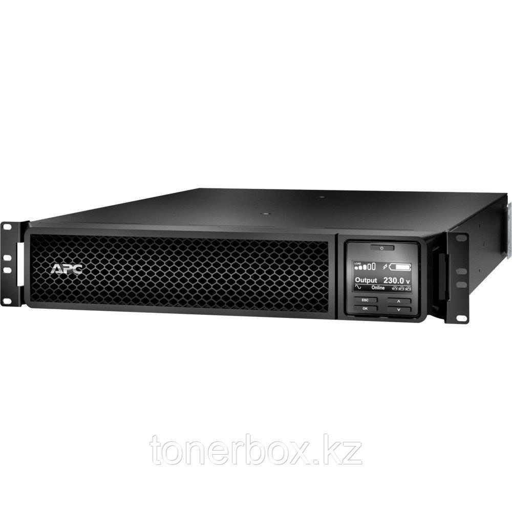 Источник бесперебойного питания APC Smart-UPS SRT SRT3000RMXLI (Двойное преобразование (On-Line), C
