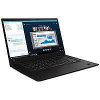 """Ноутбук Lenovo ThinkPad X1 Extreme Gen2 20QV0010RT (15.6 """", FHD 1920x1080, Intel, Core i7, 16 Гб, SSD), фото 1"""