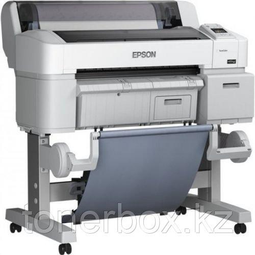 """Плоттер Epson SureColor SC-T3200 C11CD66301A0 (Цветной, Струйная, A1+ (24 дюйма) (610), 24"""")"""