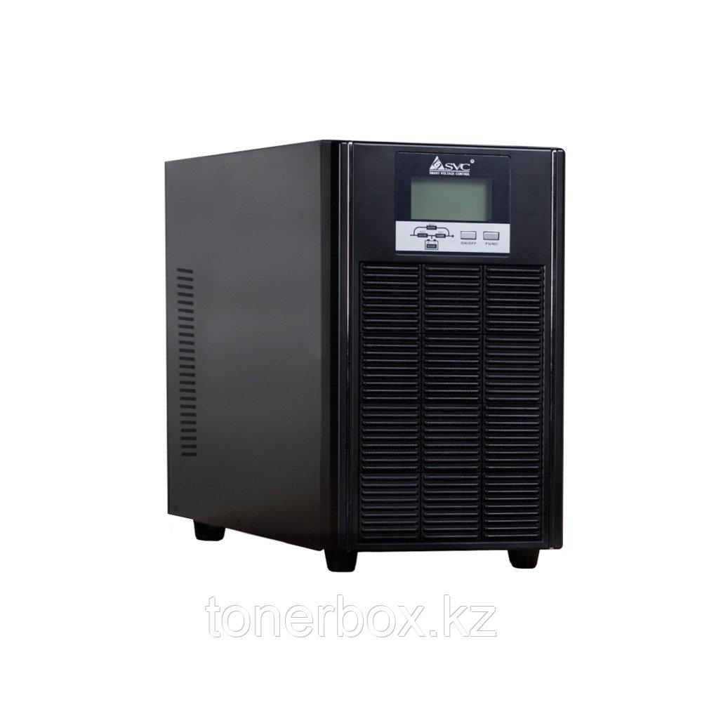 Источник бесперебойного питания SVC PTX-10KL-LCD (Двойное преобразование (On-Line), Напольный, 100000 ВА,