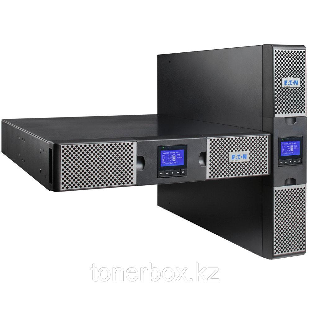 Источник бесперебойного питания Eaton 9PX 3000 RT2U (башня/стойка 2U) с сетевой картой 9PX3000IRTN (Двойное