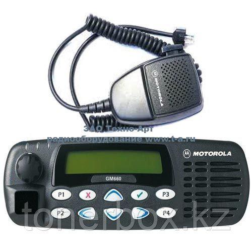 Стационарная рация Motorola Радиостанция Motorola GM660 GM660 136-174МГц