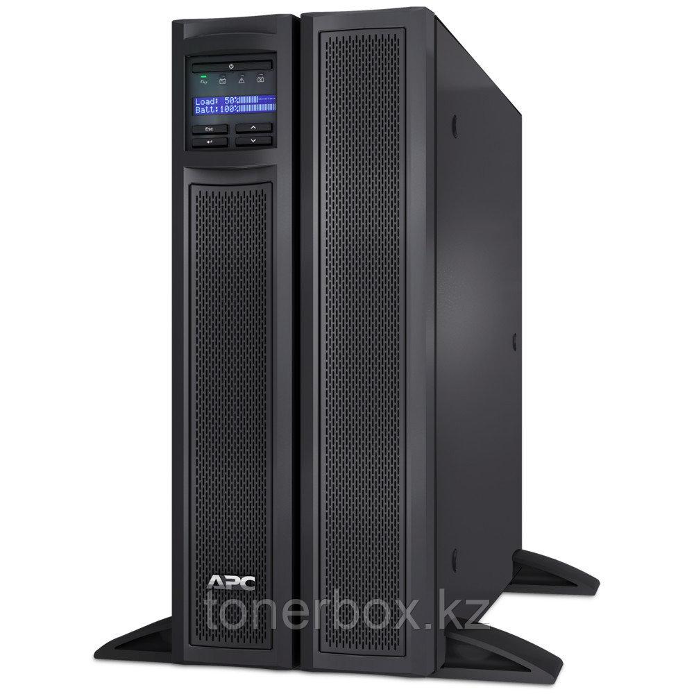 Источник бесперебойного питания APC Smart-UPS X SMX3000HVNC (Линейно-интерактивные, C возможностью установки в стойку, 3000 ВА, 2700 Вт)