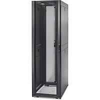 Серверный шкаф APC Шкаф NetShelter SX 42U, ширина 600 мм, глубина 1070 мм, черные боковые панели AR3100, фото 1