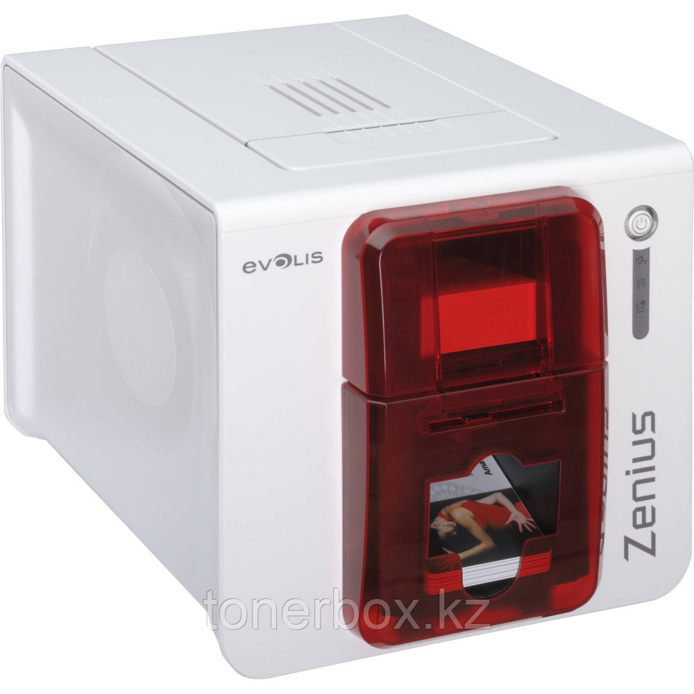 Принтер для карт Evolis Zenius Expert Smart & Contactless ZN1H0VVCRS