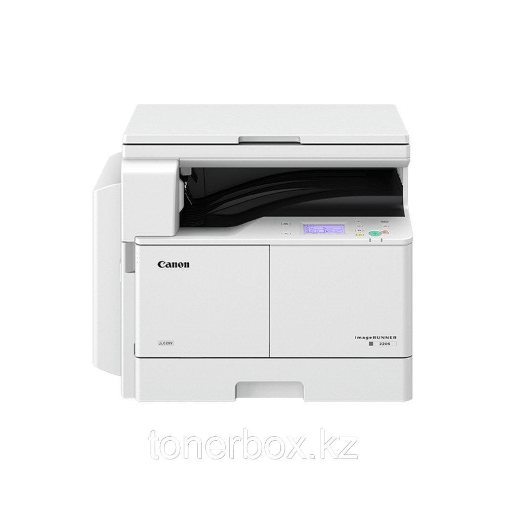 МФУ Canon imageRUNNER 2206N 3029C003 (А3, Лазерный, Монохромный (Ч/Б))