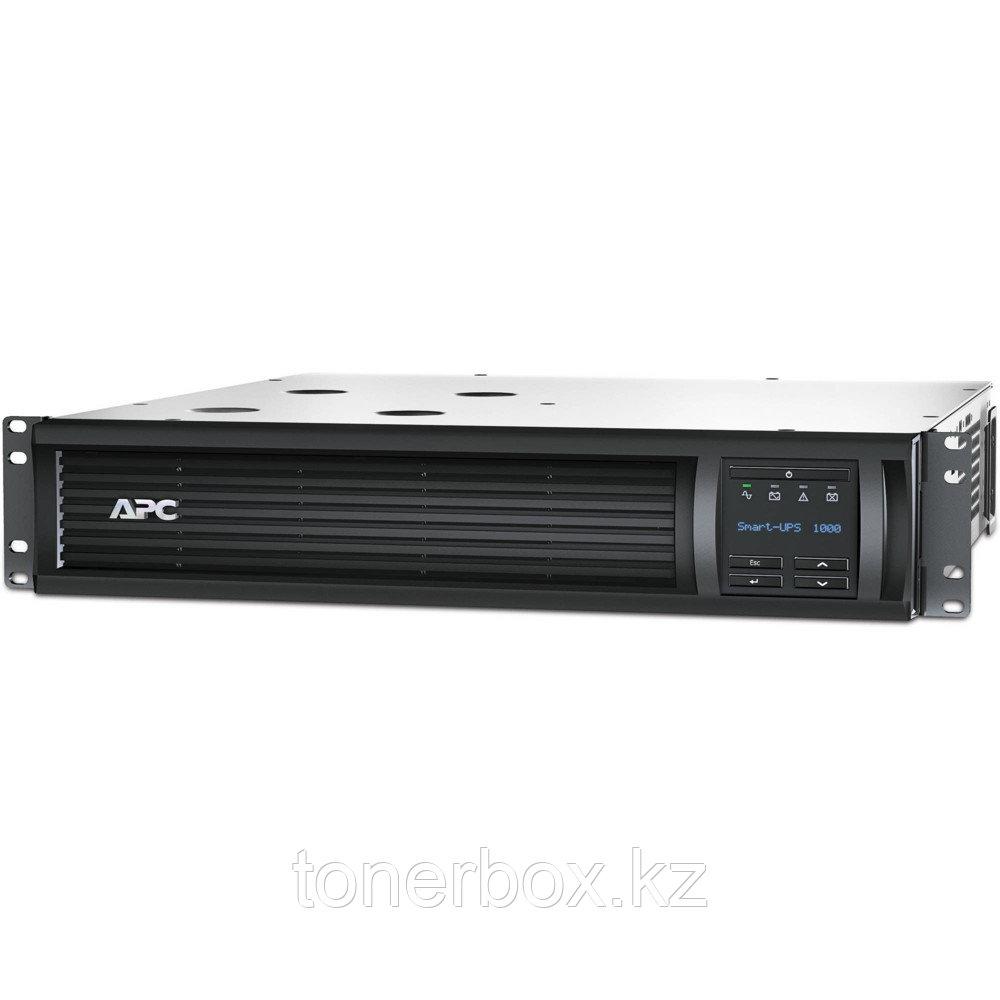 Источник бесперебойного питания APC ИБП Smart-UPS 1000 RM SMT1000RMI2U (Линейно-интерактивные, C возможностью