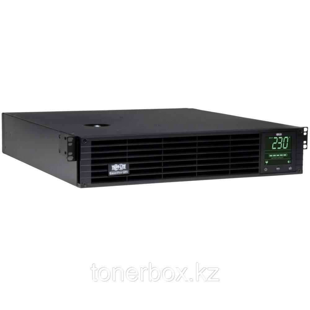 Источник бесперебойного питания Tripp-Lite SMX2200XLRT2U (Линейно-интерактивные, C возможностью установки в стойку, 2200 ВА, 1920 Вт)