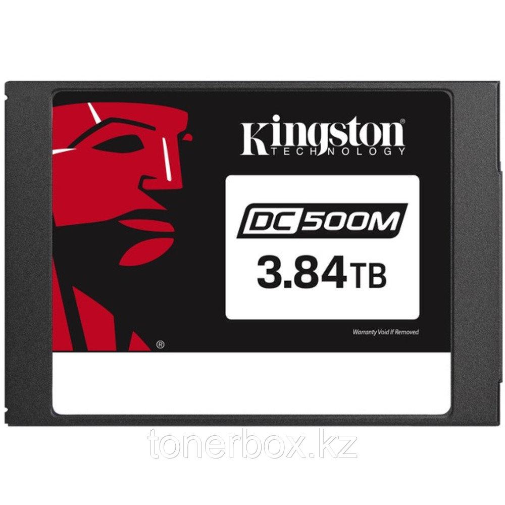 Внутренний жесткий диск Kingston SEDC500R/3840G (3.8 Тб, 2.5 дюйма, SATA, SSD (твердотельные))