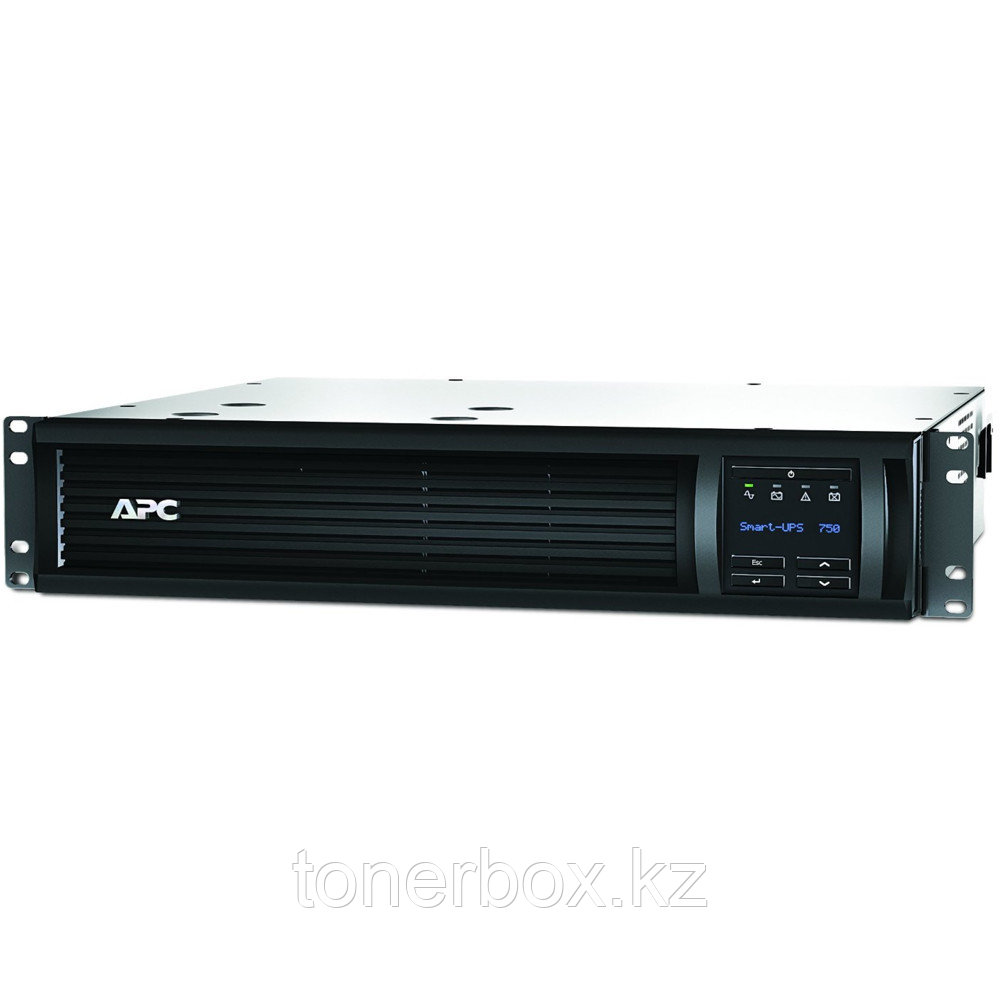 Источник бесперебойного питания APC Smart-UPS SMT3000RMI2U (Линейно-интерактивные, C возможностью установки в