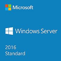 Брендированный софт HPE Windows Server 2016 Standard Edition P00487-251