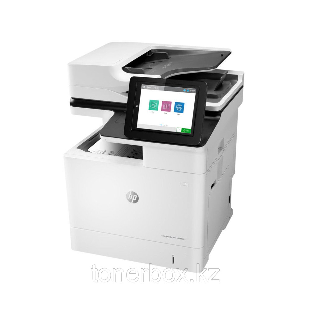 Принтер HP LaserJet Enterprise M631dn J8J63A (А4, Лазерный, Монохромный (Ч/Б))