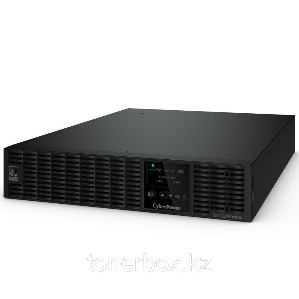 Источник бесперебойного питания CyberPower OL3000ERTXL2U (Двойное преобразование (On-Line), C возможностью