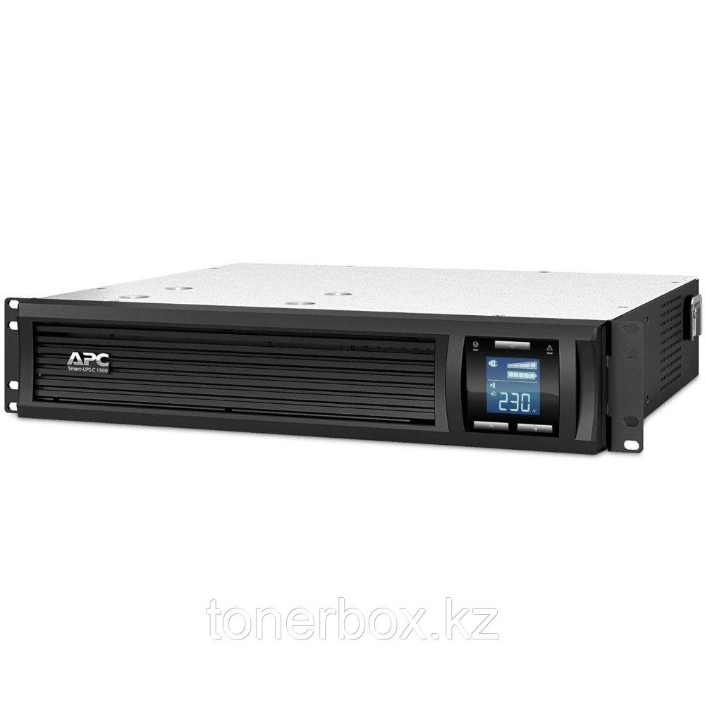 Источник бесперебойного питания APC ИБП Smart-UPS C 1500 SMC1500I-2U (Линейно-интерактивные, C возможностью