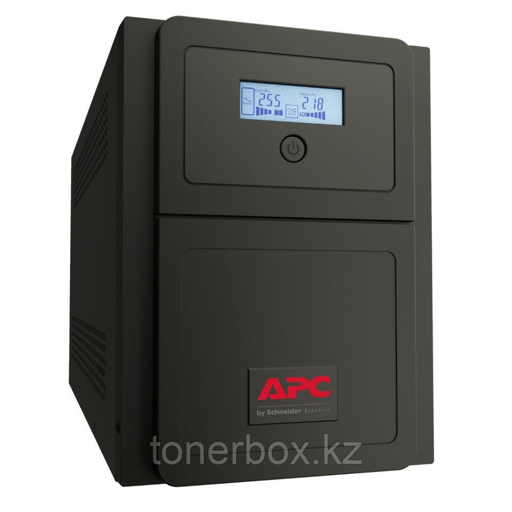 Источник бесперебойного питания APC Easy UPS SMV SMV1000CAI (Линейно-интерактивные, Напольный, 1000 ВА, 700