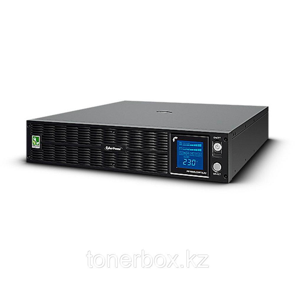 Источник бесперебойного питания CyberPower PR1500ELCDRTXL2U (Линейно-интерактивные, C возможностью установки в стойку, 1500 ВА, 1125 Вт)