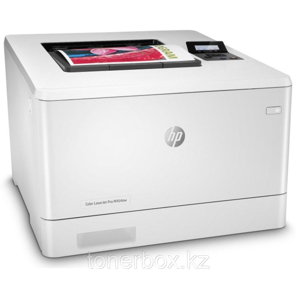 Принтер HP Color LaserJet Pro M454dn W1Y44A (А4, Лазерный, Цветной)