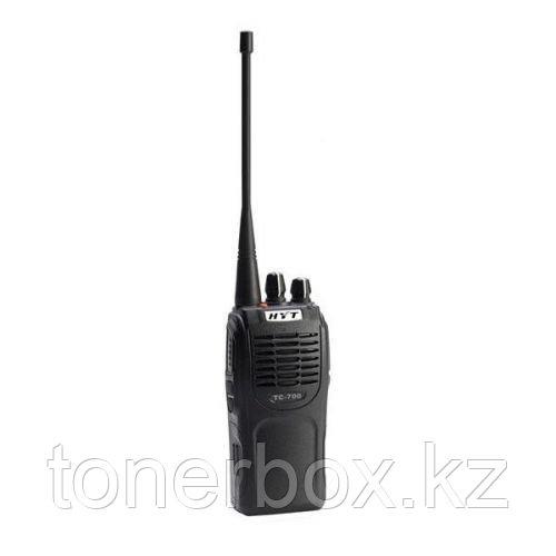 Носимая рация HYT (Hytera) Радиостанция HYT TC-700EX Plus ATEX TC-700EX Plus ATEX (420-470 МГц)