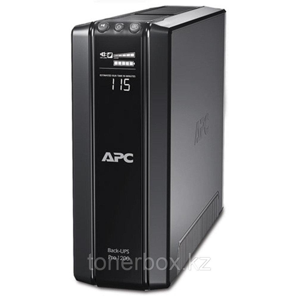 Источник бесперебойного питания APC Back-UPS Pro 1200 BR1200GI (Линейно-интерактивные, Напольный, 1200 ВА, 720