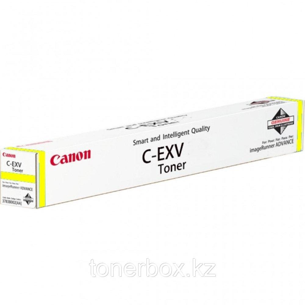 Тонер Canon C-EXV 51 Yellow для iRC55xx 0484C002