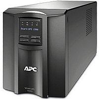 Источник бесперебойного питания APC Smart-UPS 1500 SMT1500I (Линейно-интерактивные, Напольный, 1500 ВА, 1000 Вт)