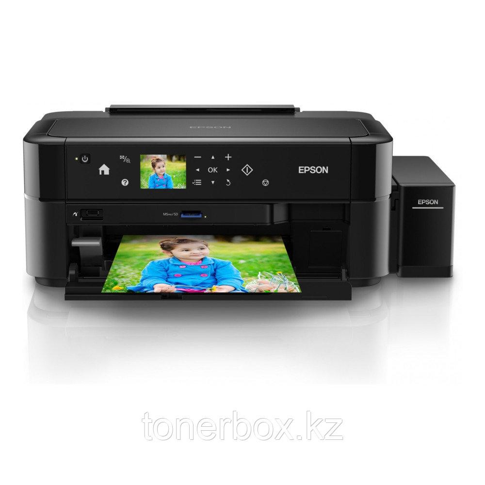 Принтер Epson L810 C11CE32402 (А4, Струйный, Цветной)