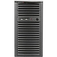 "Сервер Supermicro CSE-731i-300B/X11SSL-F SMT0043 (Tower, Xeon E3-1220 v6, 3000 МГц, 4 ядра, 8 Мб, 1x 8 ГБ, 3.5"", 4 шт, Без HDD)"