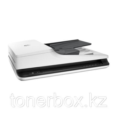 Планшетный сканер HP ScanJet Pro 2500 f1 L2747A (A4, Цветной, CIS)
