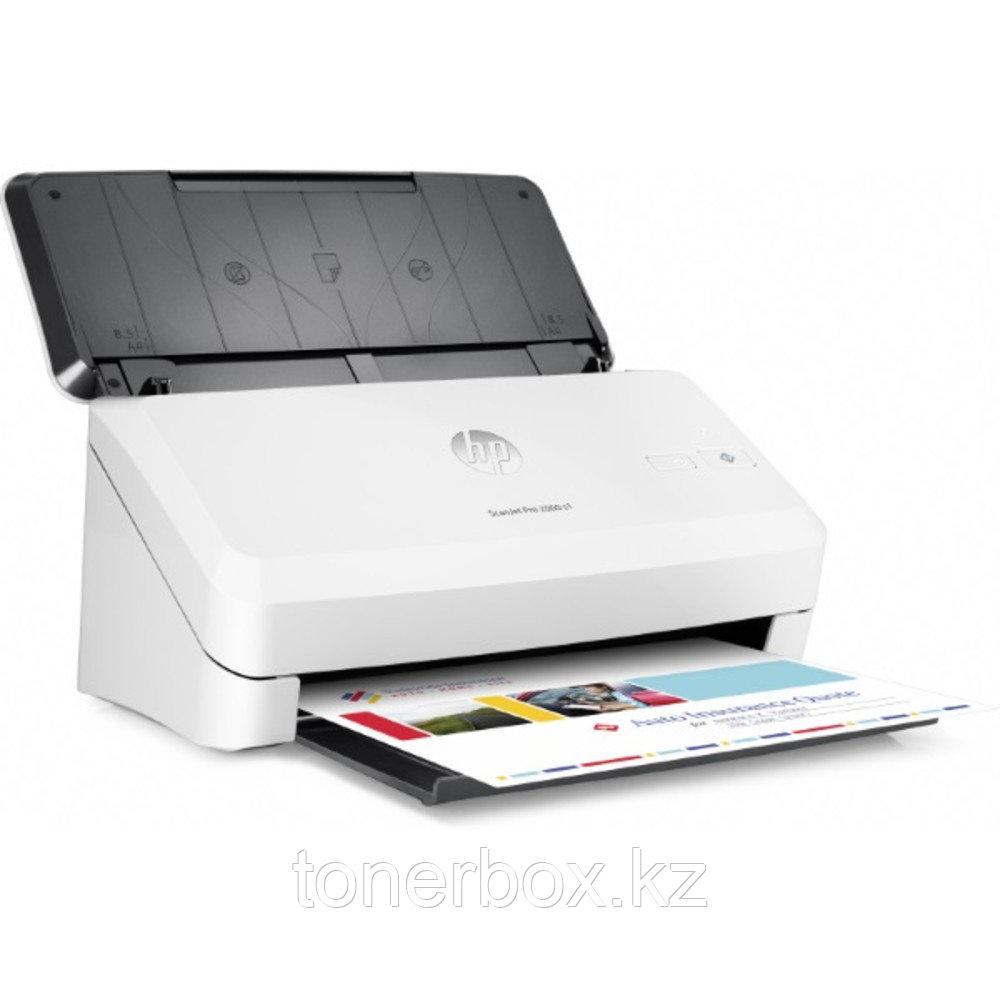 Скоростной сканер HP ScanJet Pro 2000 S1 L2759A (A4, CIS)